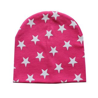 1 Piece Winter Autumn Spring Crochet Baby Star Hat Girls Boys Cap Beanie Infant Lycra Toddlers Hat