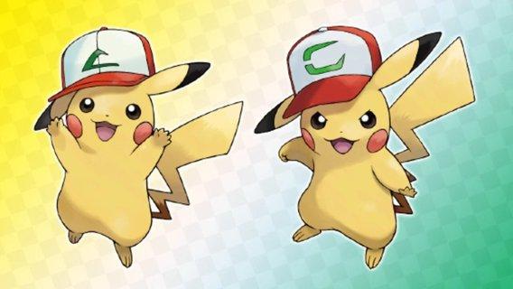 Pokémon Sword and Shield: Ash's Pikachu Codes