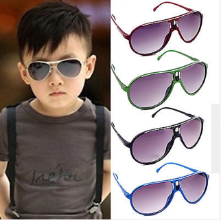 Style Stylish Child Kids Boys Girl Aviator Uv400 Sunglasses Shades Baby Goggles