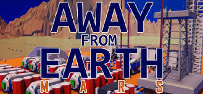 Away From Earth: Mars - Steam Key