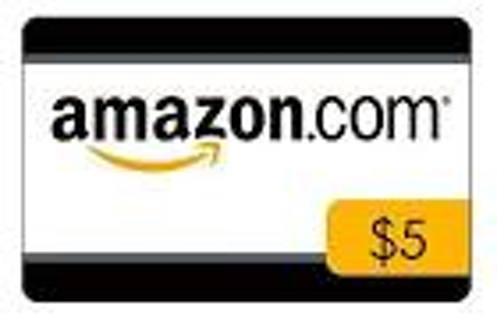 $5 Amazon gift code