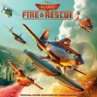 Planes Fire & Rescue Digital HD Movie Code, Redeems on Google Play Only