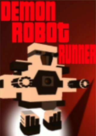 Demon robot runner STEAM KEY