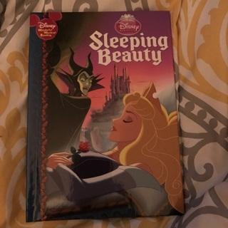 Sleeping Beauty Disney Book NEW
