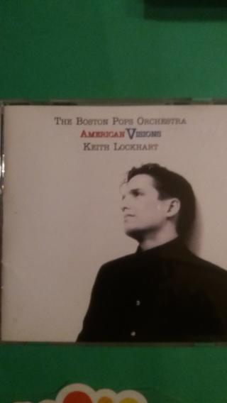cd keith lockhart  american visions free shipping