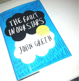 The Fault In Our Stars • John Green • Hardcover • Rare Listing!