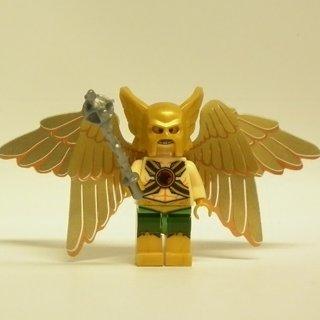 New Hawkman Super Heroes Minifigure Building Toys Custom Lego