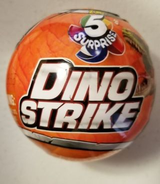 Dino Strike build and battle toys