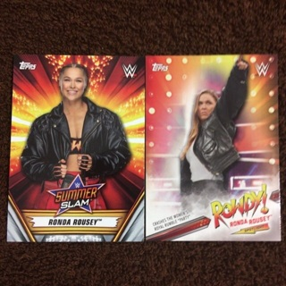 WWE(Ronda Rousey)