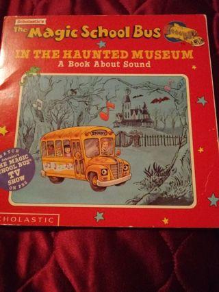 Magic School Bus In The Hunted Museum