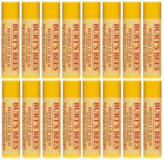 Brand New Burt's Bees Beeswax Lip Balm