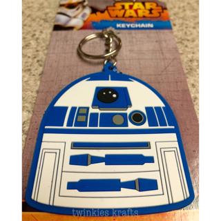 "STAR WARS ""R2D2"" Droid Keychain - BRAND NEW - Disney Lucas Film - Great gift idea!"