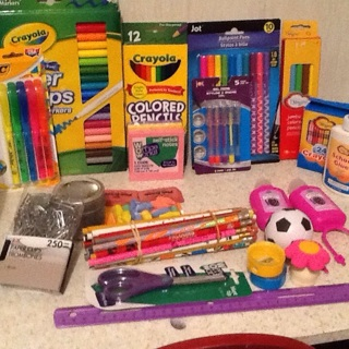 Awesome school supplies