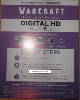 (UV) Warcraft HD