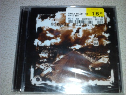 Single Bullet Theory, Route 666, New CD. Metal.