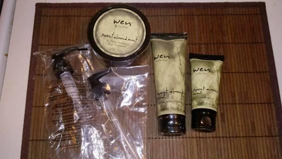 5pcs WEN Hair Care Package w/ 2 Pumps!!