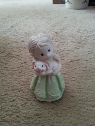 Adorable Bell Girl