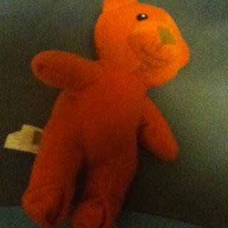 Lil Luvables Stuffed Bear