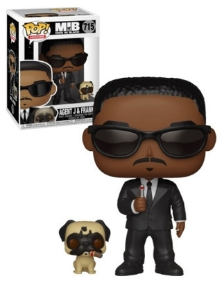 NEW Funko Pop! & Buddy: Men in Black - Agent J & Frank FREE SHIPPING