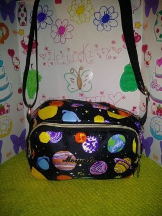"""❤✨❤✨❤️BRAND NEW OVER STUFFED """"OUTER SPACE THEME"""" PURSE❤✨❤✨❤PLEASE READ!"""
