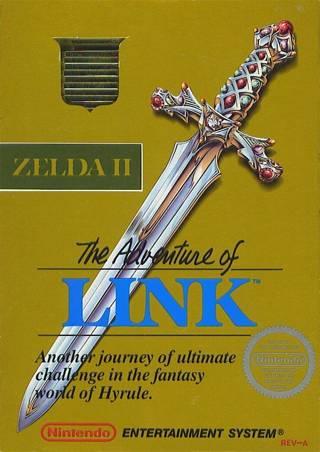Zelda II - The Adventure of Link - 3DS [Digital Code] Nintendo