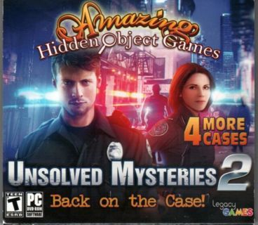 1 Hidden Object-Adventure Games Winners Choice