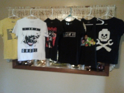 T shirt lot