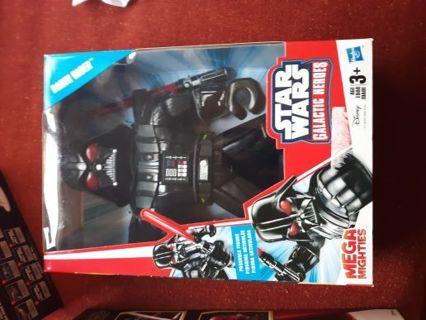Darth Vader Action Figure Lot