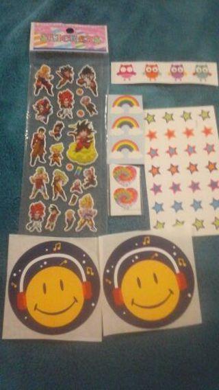 Sticker Bunch