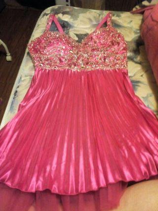 A beautiful pretty fuschia pink shirt
