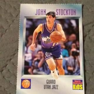 Sports Illustrated Kids - John Stockton