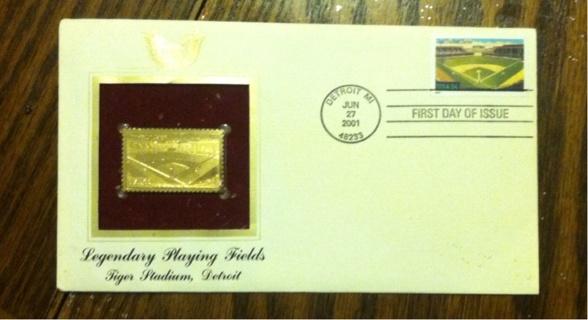 Gold Stamp Circa 2001