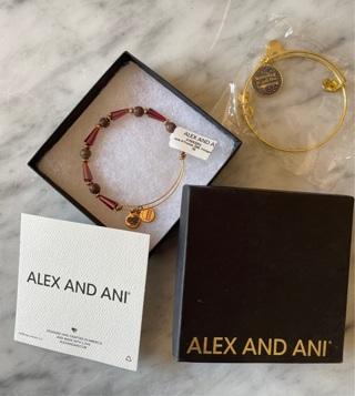 NEW Alex and Ani Bracelet + DISNEY bonus