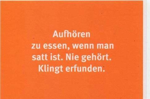 funny german ad postcard * 4
