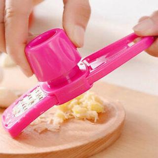 Mini Ginger Garlic Grinding Grater Planer Slicer Cutter Kitchen Utensil Tool