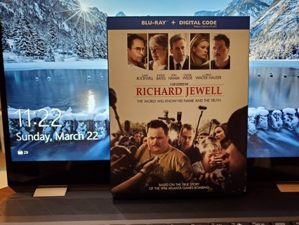 Richard Jewell Blu-Ray Movie