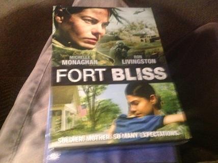 DVD- FORT BLISS