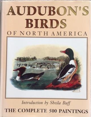 Audubons Birds of North America