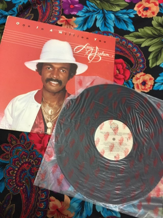 LARRY GRAHAM VINTAGE VINYL ALBUM DISK