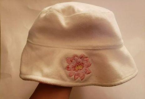 Floral Toddler Hat #S