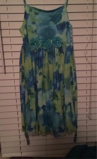 Bonnie jean size 16 dress