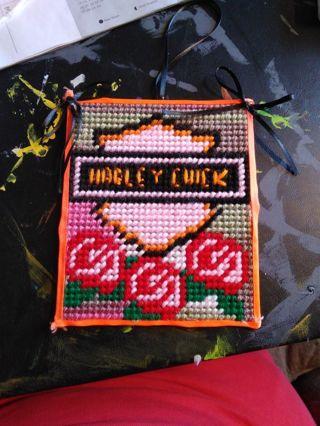 Harley chick