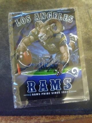 Los Angeles Rams Magnet