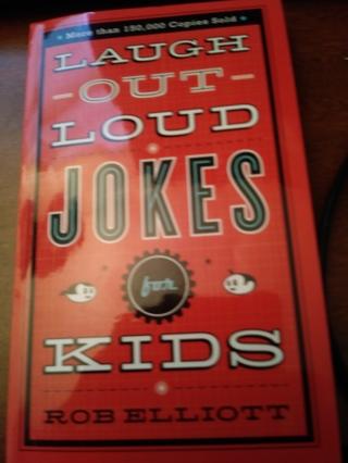 Laugh out Loud Joke for Kids by Rob Elliott