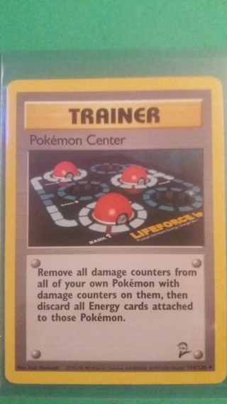 pokemon center  free shipping