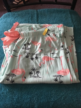 New PJ Night Pants Free Shipping
