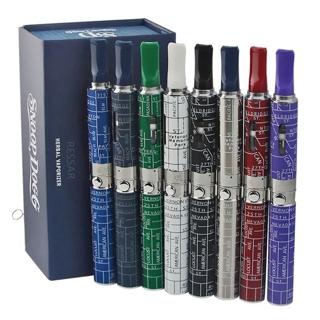 JSTAR snop vaporizer kit VS Dry Herb Vaporizer Pack Wax Herbal vaporizer kit 8 colors