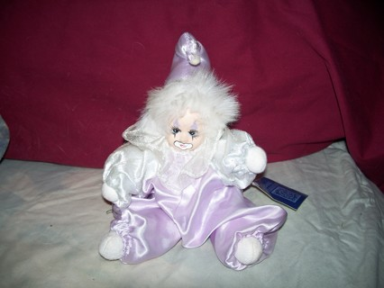 Free: Porcelain Clown Doll