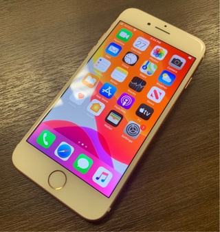 Unlocked MINT condition iPhone 7 Rose Gold 128GB