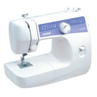 New Not Refurbished Brother LS2125i Easy-to-Use, Everyday Sewing Machine with 10 stitches inc...